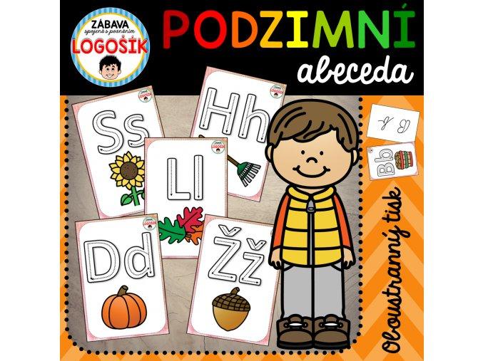 podzimní abeceda