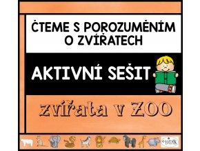 čtení s poro zoo