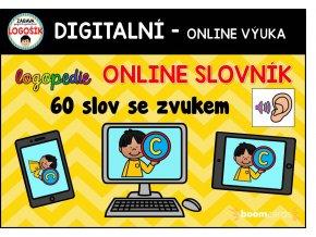 "ONLINE SLOVNÍK - HLÁSKA ""C"""