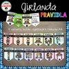 Girlanda - pravidla naší třídy