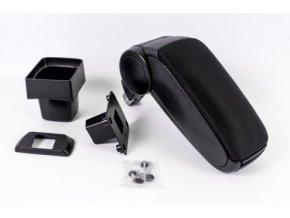 Loketní opěrka Suzuki SWIFT 7 (Materiál Textilní potah opěrky, Barva Černá barva)