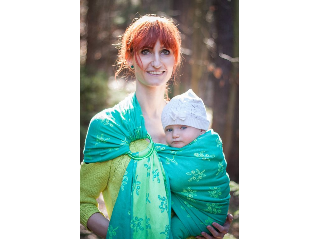 Ring Sling Forest Berry
