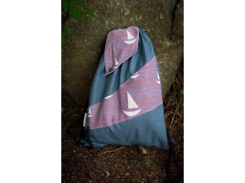 Malý dámský batoh Navis Damaskino