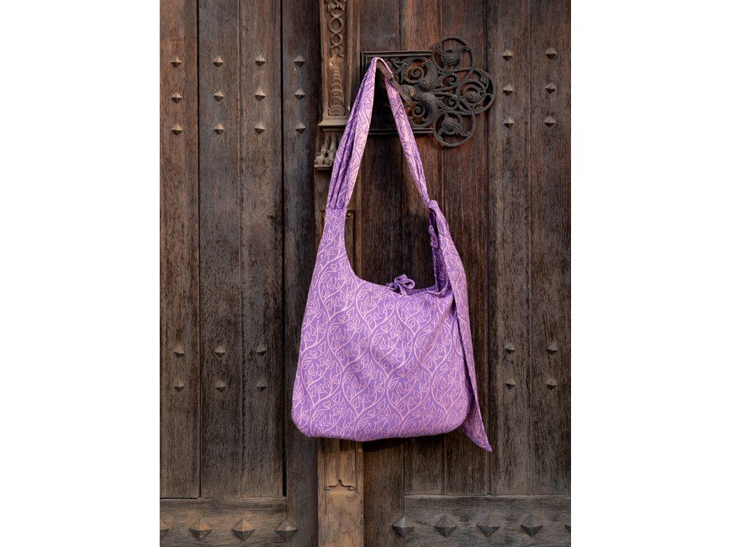 Lok bag Loktu She Bird Garden Passiflora 1
