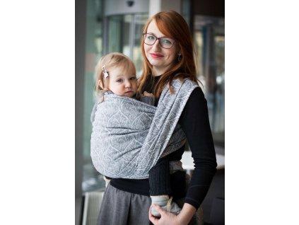 Bird Garden Balance - šátek na nošení dětí