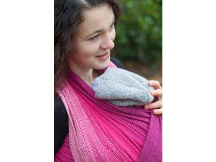 Love Motion Juliette - šátek na nošení dětí