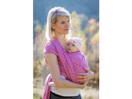 Soffa Marshmallow - šátek na nošení dětí