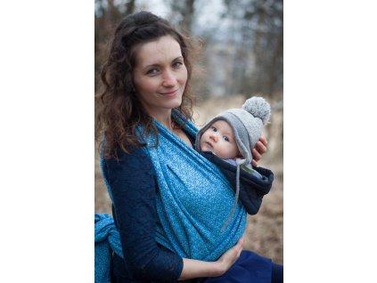 Soffa  Sapphire - šátek na nošení dětí
