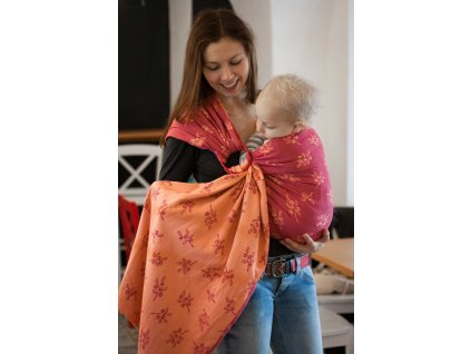 Ring Sling Cran Berry