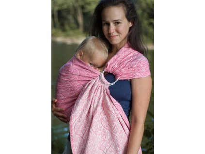 Ring Sling Bird Garden Rose