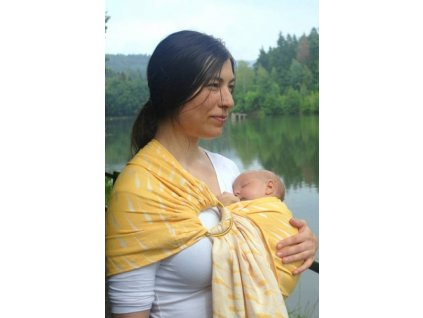 Ring Sling Raindrops Sun