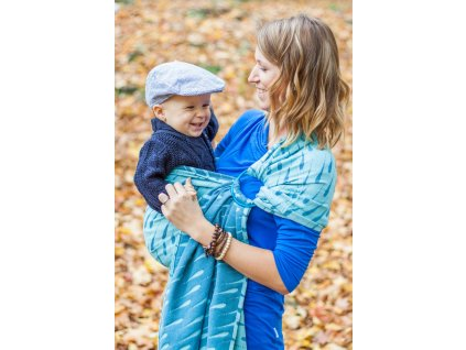 Ring Sling Raindrops Storm