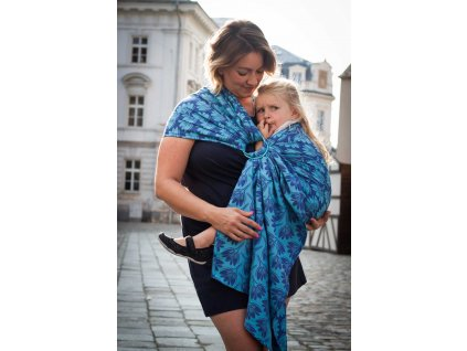 Ring Sling Rhododendrons Blue
