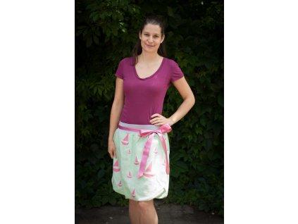 Dámská balónová sukně Navis Amphitrite