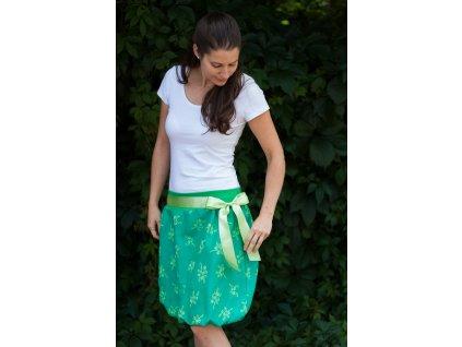 Dámská balónová sukně Forest Berry