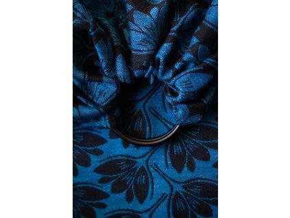 Ring sling Rhododendrons Hero - šátek na nošení dětí