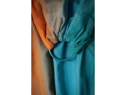 Ring Sling Sunrise Motion Ilaorum - šátek na nošení dětí