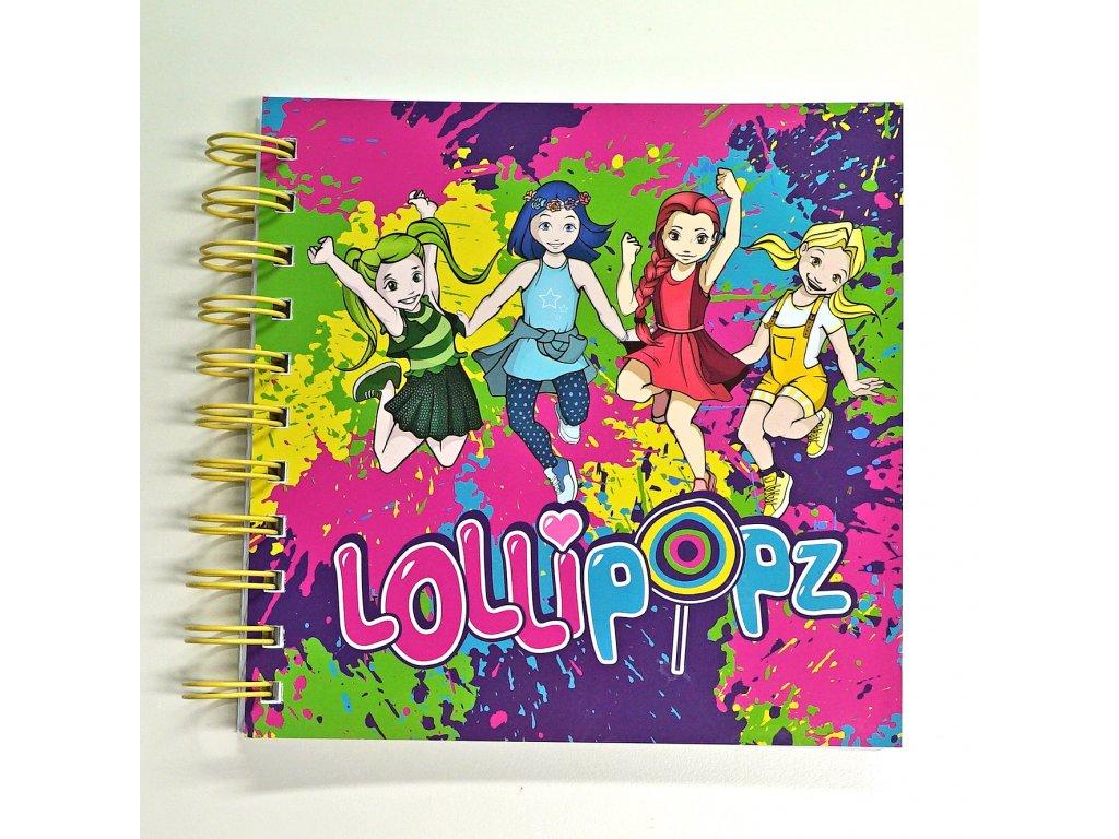 Cool zápisník
