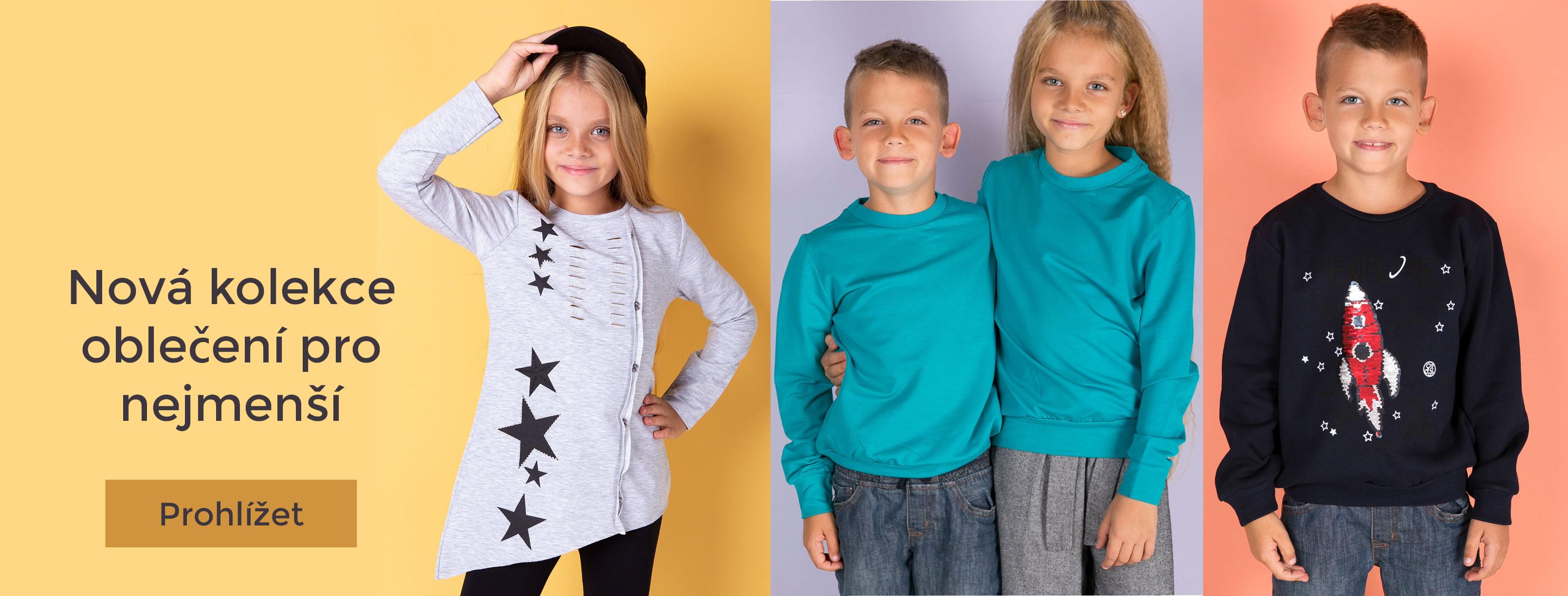 Dětská móda - Factory Price
