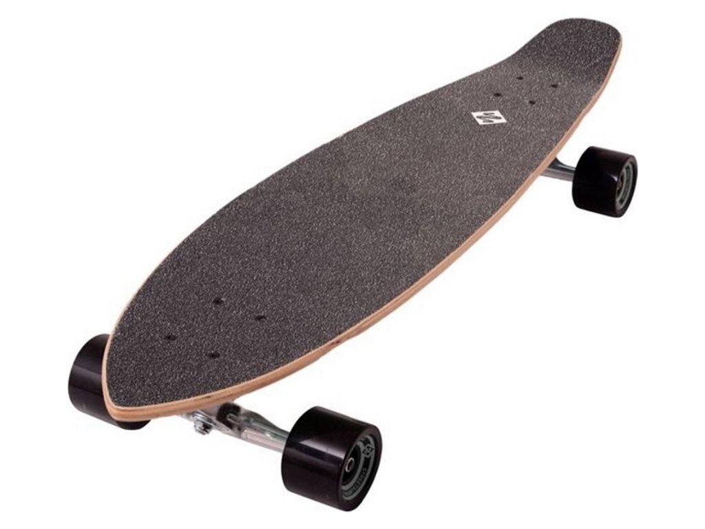 Longboardy a skateboardy
