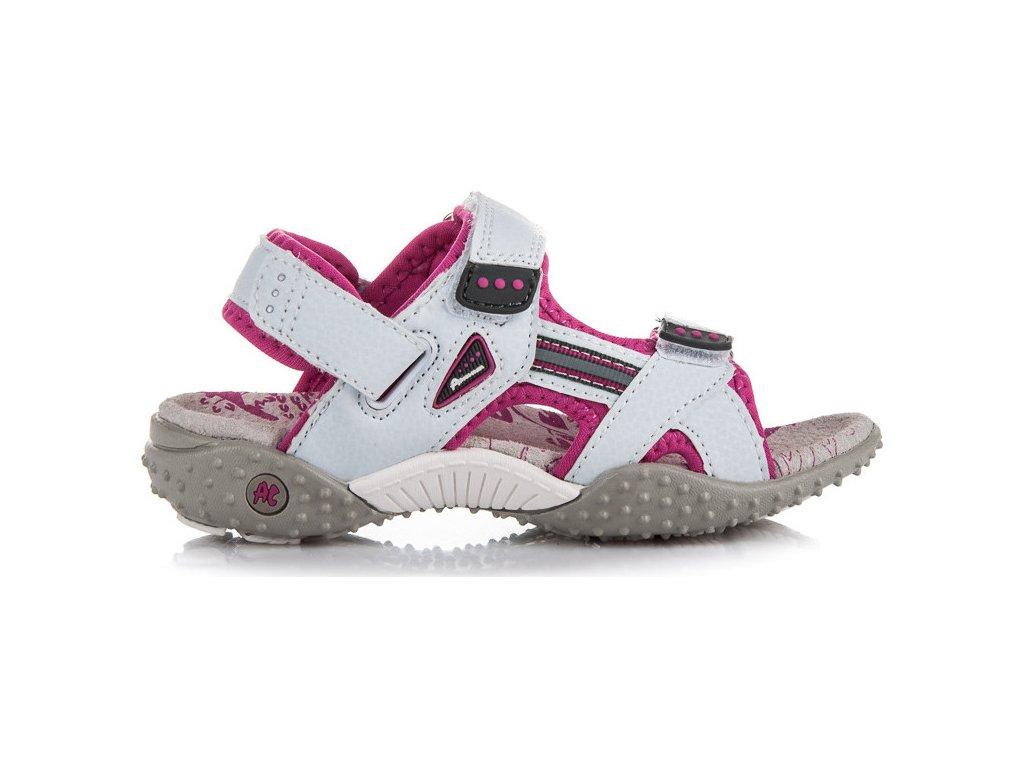 Dětské sandály a pantofle