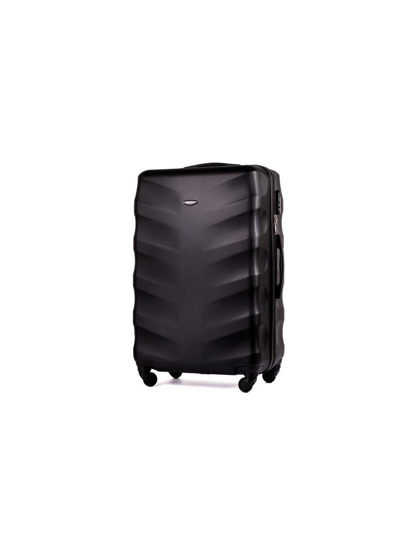 SOLIER LUGGAGE ČERNÝ CESTOVNÍ KUFR (STL402 BLACK) - SKL (Velikost XS (27 litrů))