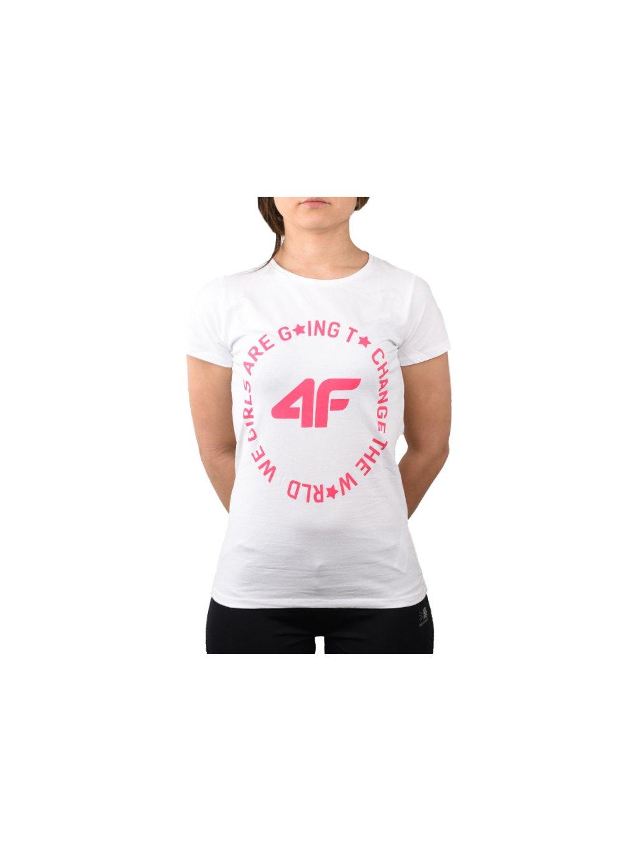 4F GIRL'S T-SHIRT HJL20-JTSD013A-10S