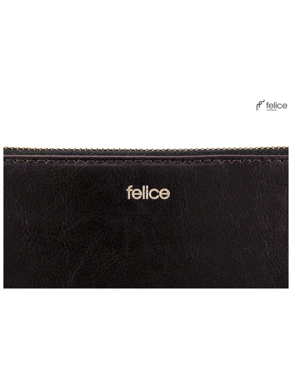 Černá peněženka FELICE (P01 BLACK)