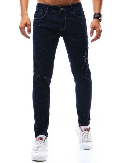 Pánské tmavě modré džíny (ux0931)