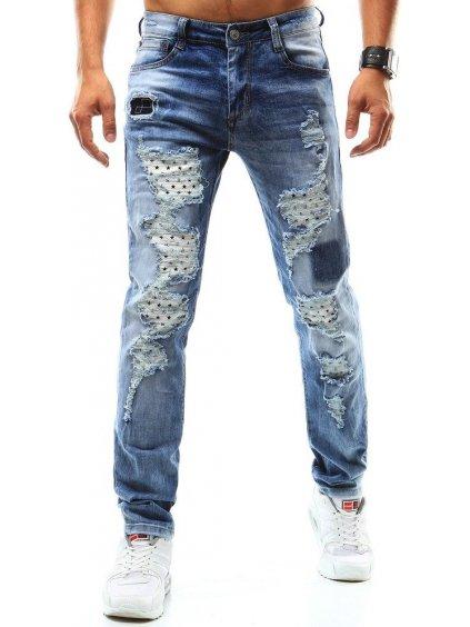 Pánské modré džíny (ux0941)