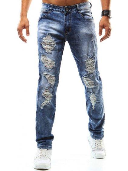 Pánské modré džíny (ux0942)