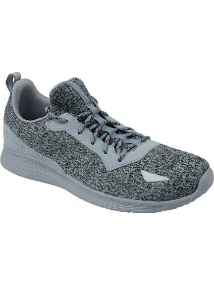 Šedá pánská sportovní obuv REEBOK Royal Shadow BS7518