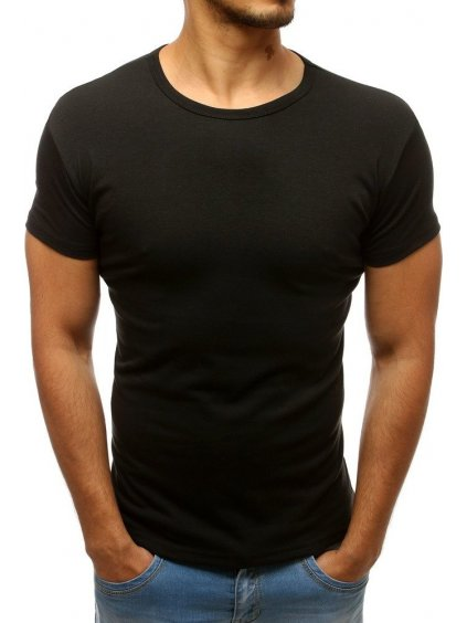 Pánské tričko černé (rx2572)