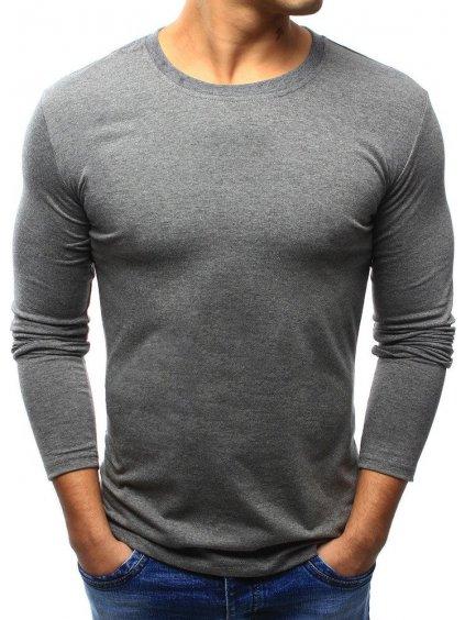 Pánská šedé tričko (lx0419)