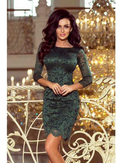 Elegantní krajkové šaty 180-3