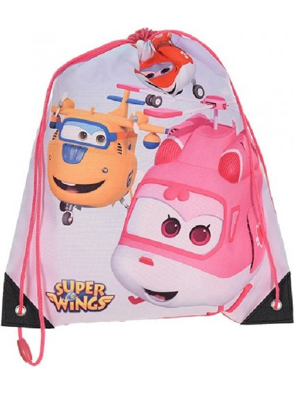 SUPER WINGS SHOE BAG FOR GIRLS
