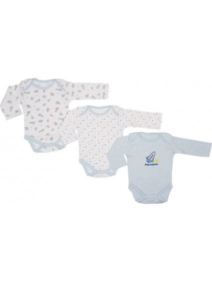 CHLAPECKÉ BODY 3 PACK