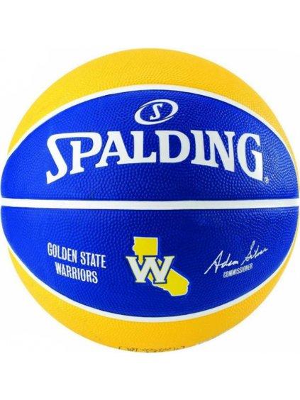 SPALDING NBA TEAM GOLDEN STATE BALL