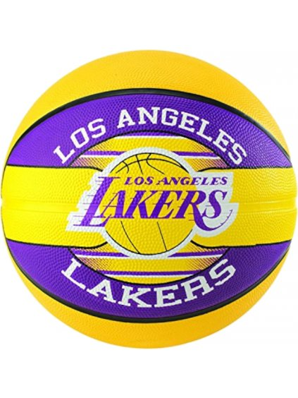 SPALDING NBA TEAM L.A. LAKERS BALL