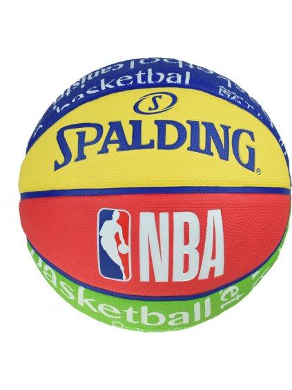 SPALDING NBA JUNIOR OUTDOOR