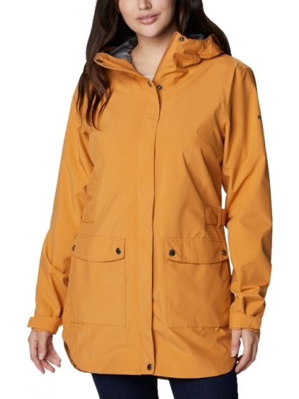 COLUMBIA HERE AND THERE TRENCH JACKET