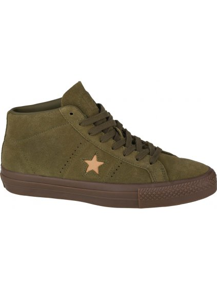 CONVERSE ONE STAR PRO SUEDE MID