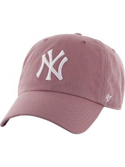 47 BRAND NEW YORK YANKEES MLB CLEAN UP CAP