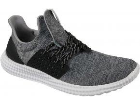 Pánské šedé sportovní boty ADIDAS Athletics Trainer S80982