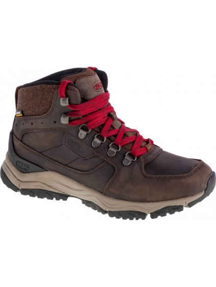 KEEN INNATE LEATHER MID WP