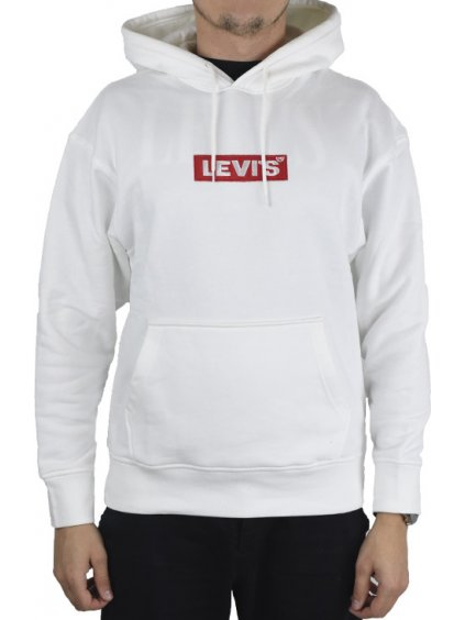 LEVI'S RELAXED GRAPHIC HOODIE