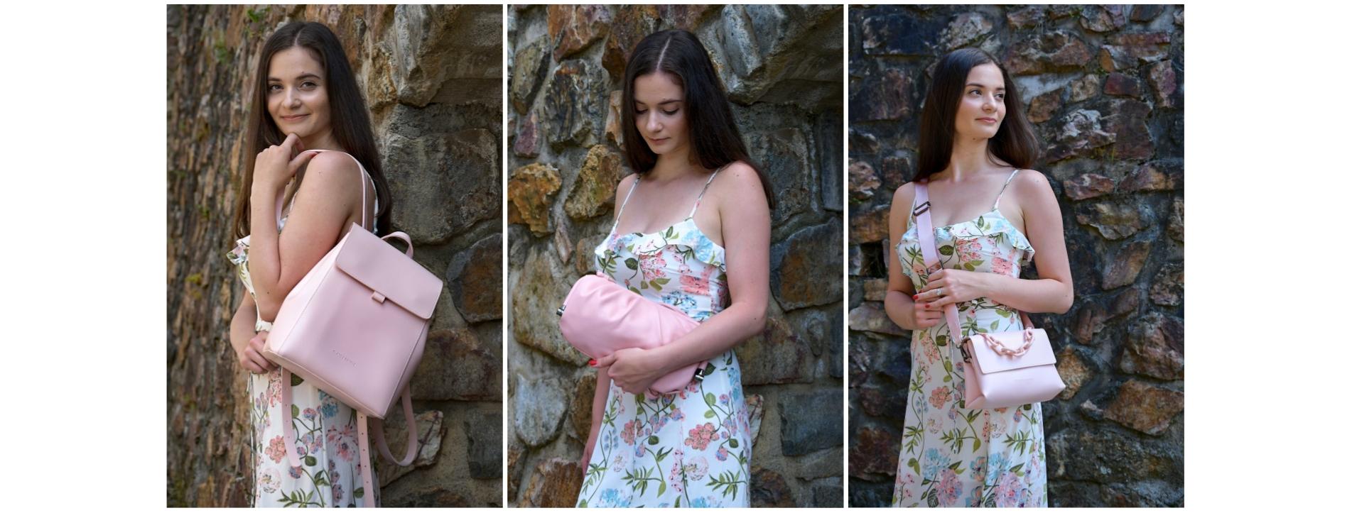 Malé letní kabelky Claudia Canova