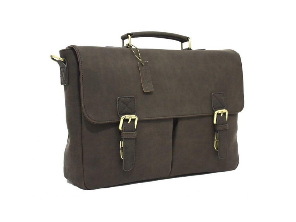 Olivová pánská taška Bobby Black