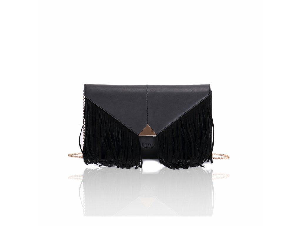 Černá kabelka LYDC London Estefani