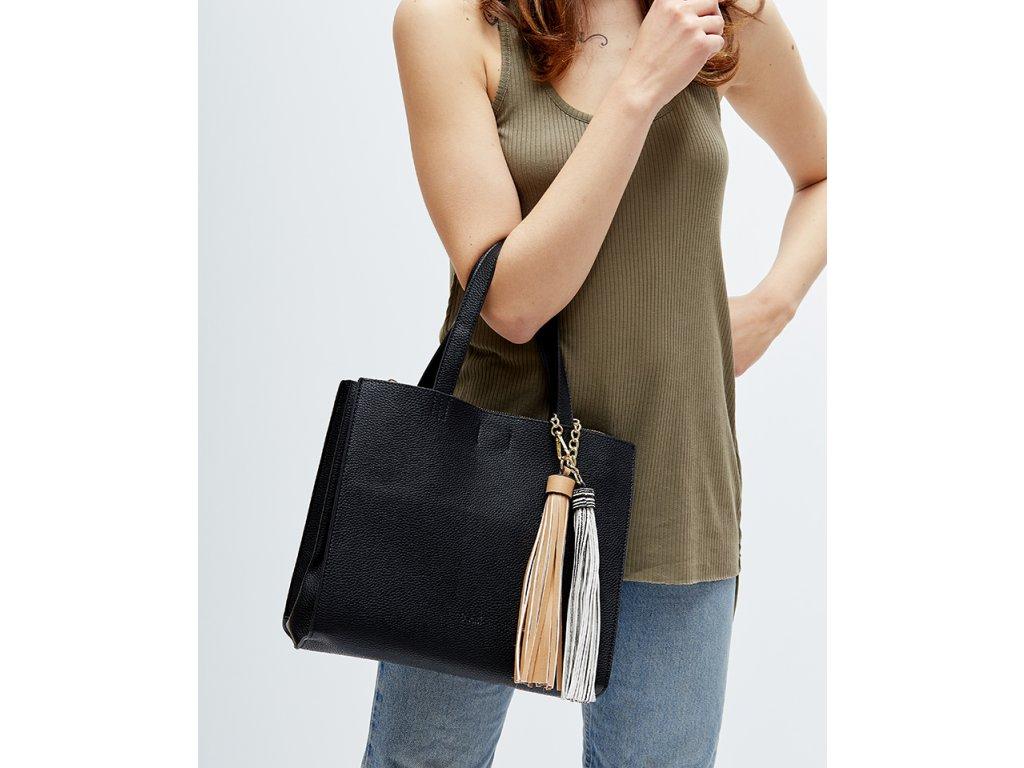 Černá kabelka Nalí Chiara